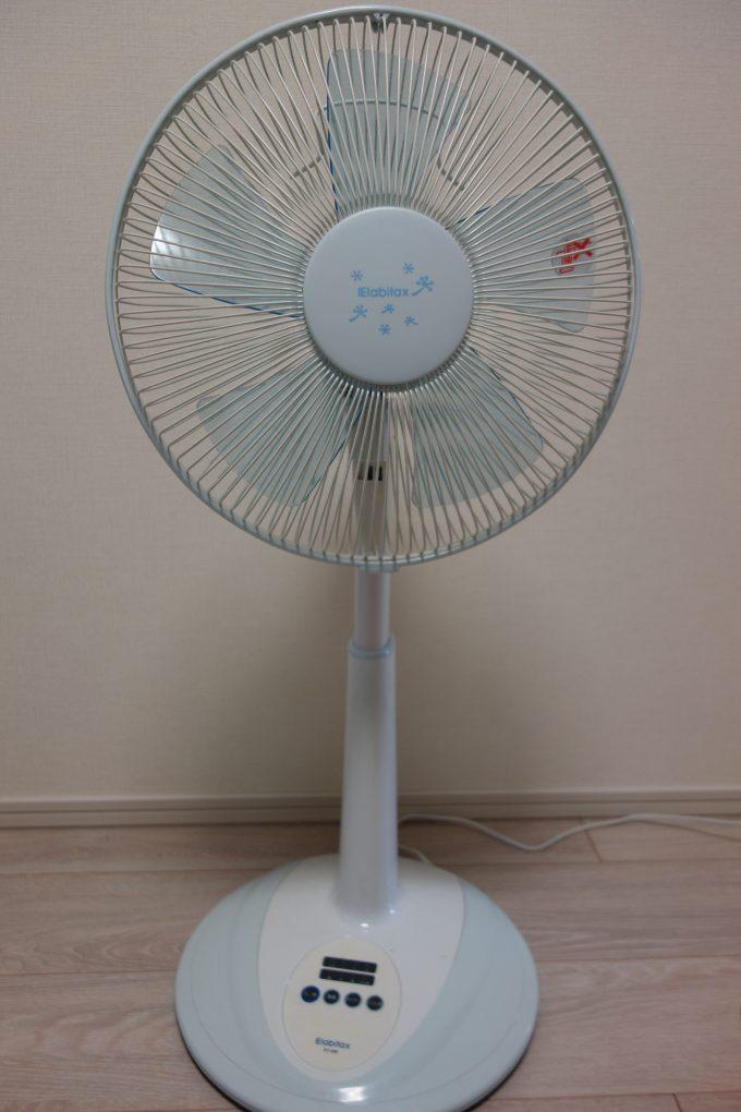 DCモーター扇風機のメリットとデメリット|ACとDC両方買って比較してみた