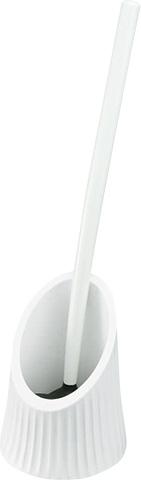 水だれしない!清潔で掃除しやすい先端ゴムのトイレクリーナー