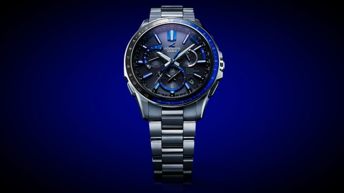 高級腕時計 カシオのオシアナスイメージ