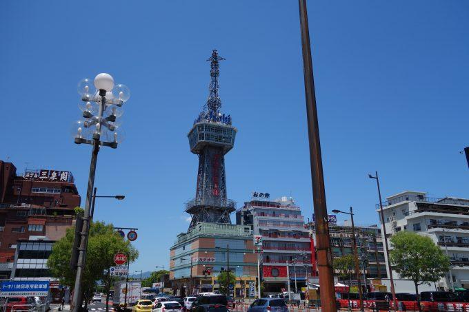 別府タワー外観