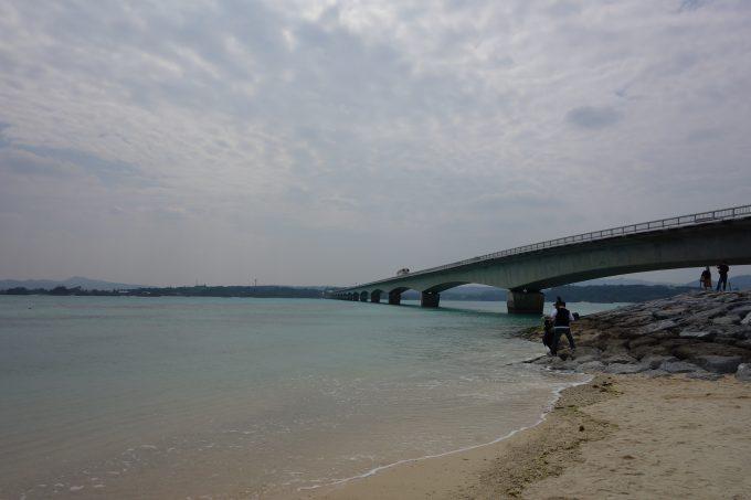 沖縄 古宇利島 古宇利大橋