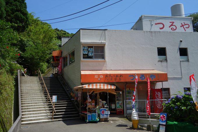 鵜戸神宮 土産屋