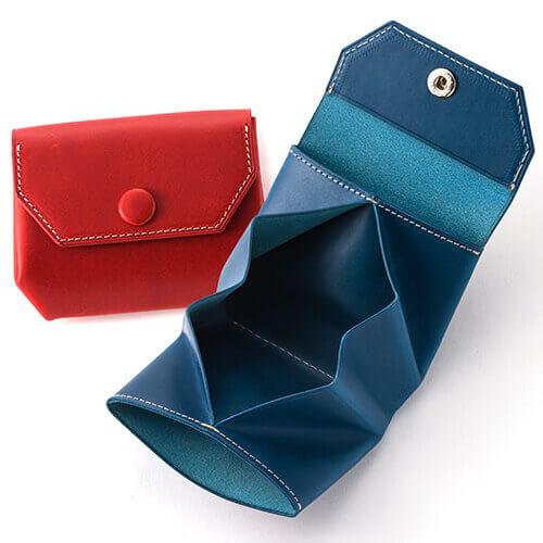 「ATELIER Hab(アトリエハブ) 折り畳み財布」レビュー|スーツに似合う使いやすいサブ財布
