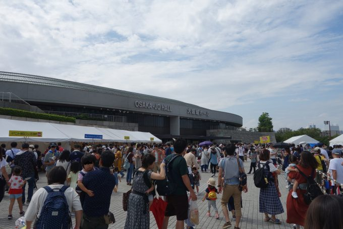おかあさんといっしょスペシャルステージ2019 大阪会場 大阪城ホール